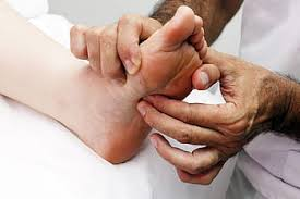 pain in the ball of the foot treatment